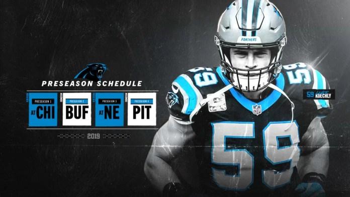 NFL Preseason Schedule Week 4