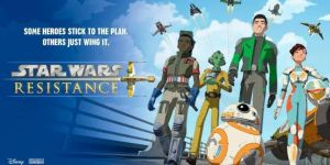 """Star Wars Resistance"" returns for Season 2"