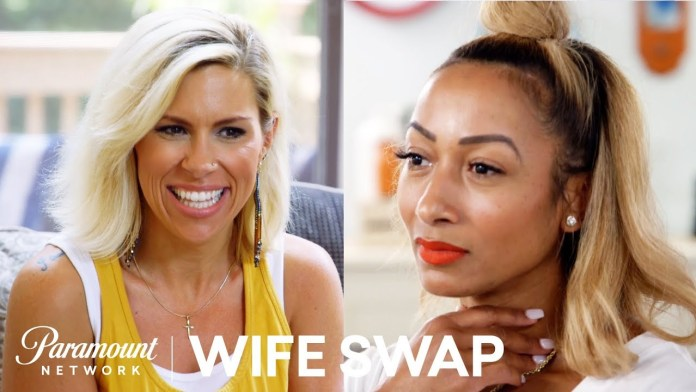 Paramount Network s Wife Swap Renewed for Season 2