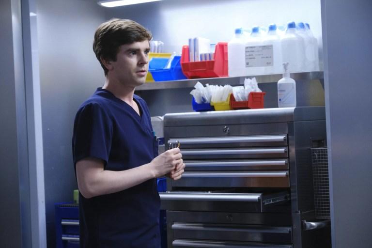 the good doctor season 3 episode 6 FREDDIE HIGHMORE