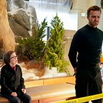 """""""Mother"""" - Pictured: Linda Hunt (Henrietta """"Hetty"""" Lange) and Carl Beukes (Ahkos Laos). Akhos Laos (Carl Beukes), a former black ops agent originally recruited and trained by Hetty Lange, returns to seek revenge on Hetty for the life she introduced him to, on the 250th episode of NCIS: LOS ANGELES, Sunday, Dec. 1 (9:30-10:30 PM, ET/9:00-10:00 PM, PT) on the CBS Television Network. Series regular Eric Christian Olsen co-wrote the episode with Babar Peerzada. Photo: Bill Inoshita/CBS ©2019 CBS Broadcasting, Inc. All Rights Reserved."""