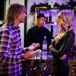 """Answers"" - Pictured: Eric Christian Olsen (LAPD Liaison Marty Deeks) and Arielle Vandenberg (Mara). While the team investigates the theft of a computer virus, Callen and Sam consider their future at the agency, Kensi and Deeks discuss having children, and Eric and Nell analyze the impact of Eric's undercover assignment on their relationship. Also, the team tracks Mara (Arielle Vandenberg), a crooked upscale banker, on NCIS: LOS ANGELES, Sunday, Dec. 8 (9:30-10:30 PM, ET/9:00-10:00 PM, PT) on the CBS Television Network. Photo: Cliff Lipson/CBS ©2019 CBS Broadcasting, Inc. All Rights Reserved."