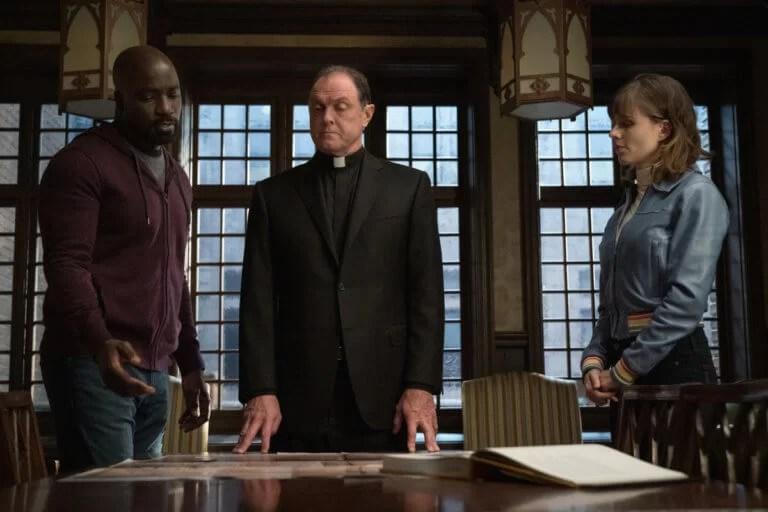 CBS Evil Season 1 Episode 8
