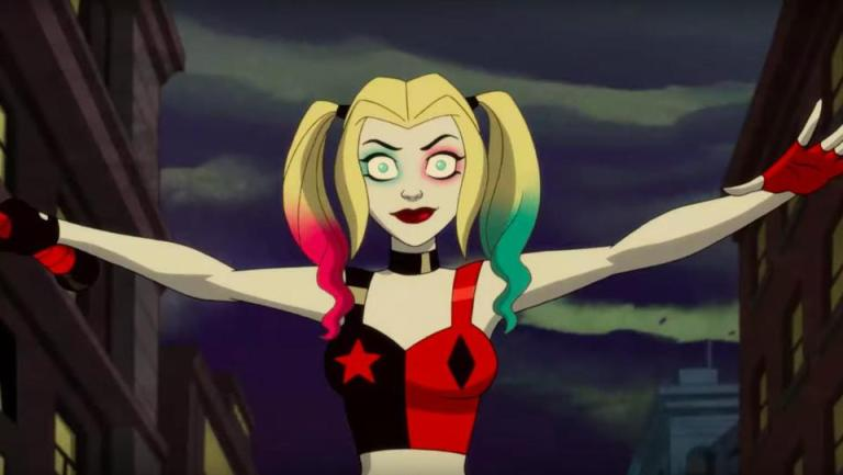 Get ready for Harley Quinn - an Animated Web TV Series