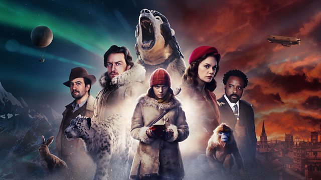 How many episodes of His Dark Materials series 1 are left after tonight