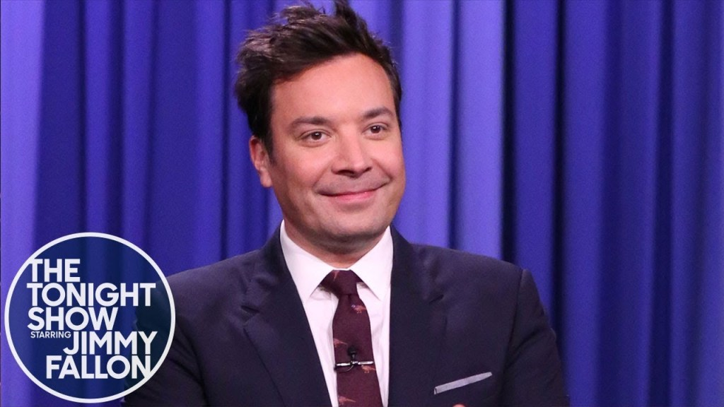 Jimmy Fallon Recaps Thanksgiving Day