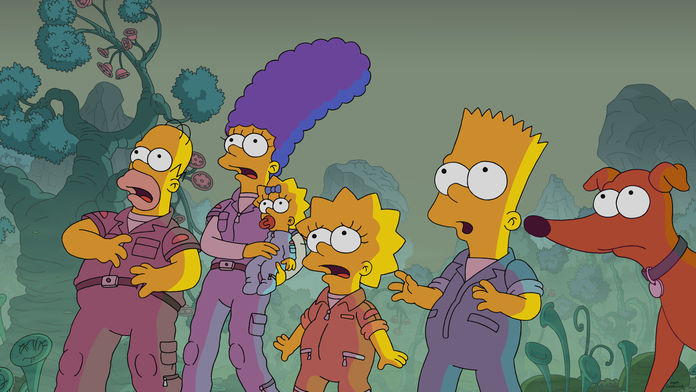 The Simpsons Season 32 episode 2
