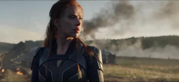 Black Widow 2020 movie