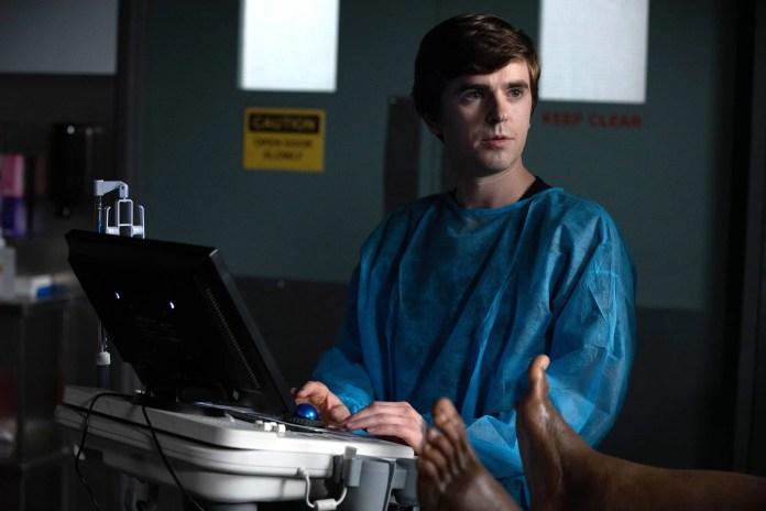 the good doctor season 4FREDDIE HIGHMORE
