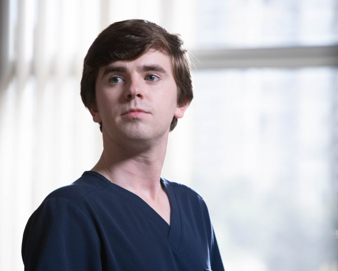 The Good Doctor season 4 FREDDIE HIGHMORE