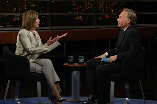 Bill Maher Recap Season 18 Premiere Episode 1 - Nancy Pelosi plan for Democrats to take back the White House