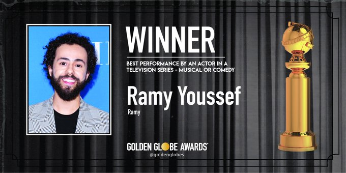 Ramy Youssef takes home the first award