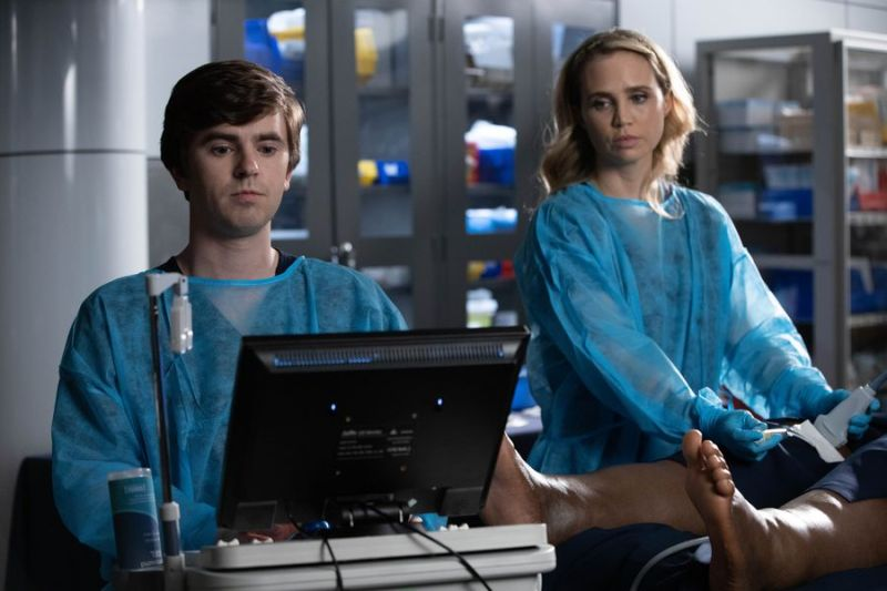 The Good Doctor Episode 3.12 - Mutations Recap FREDDIE HIGHMORE, FIONA GUBELMANN