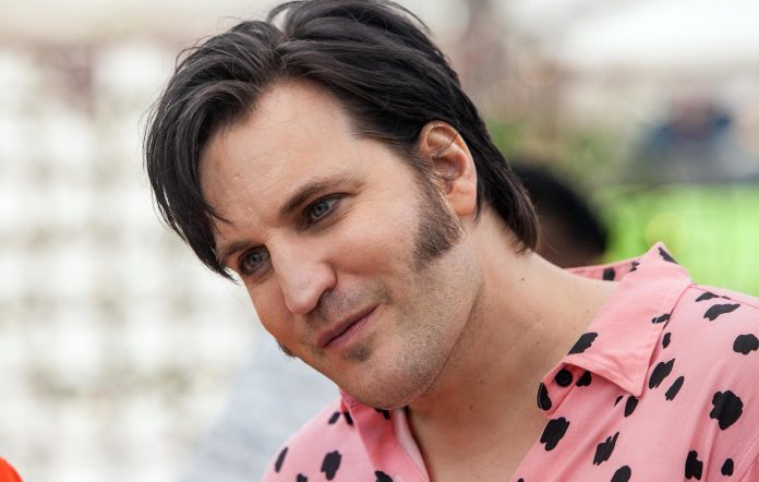 The Return Of Noel Fielding in the 'The Mighty Boosh'