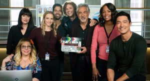 the Series Finale of CRIMINAL MINDS - Return of Familiar Faces