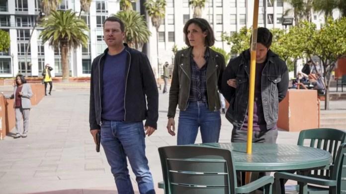 NCIS LA Season 11 Episode 18 callen-kensi-