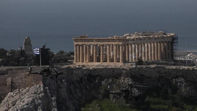 The Coronavirus Is afflict Travel, So Greece Has started Offering Virtual Tourism