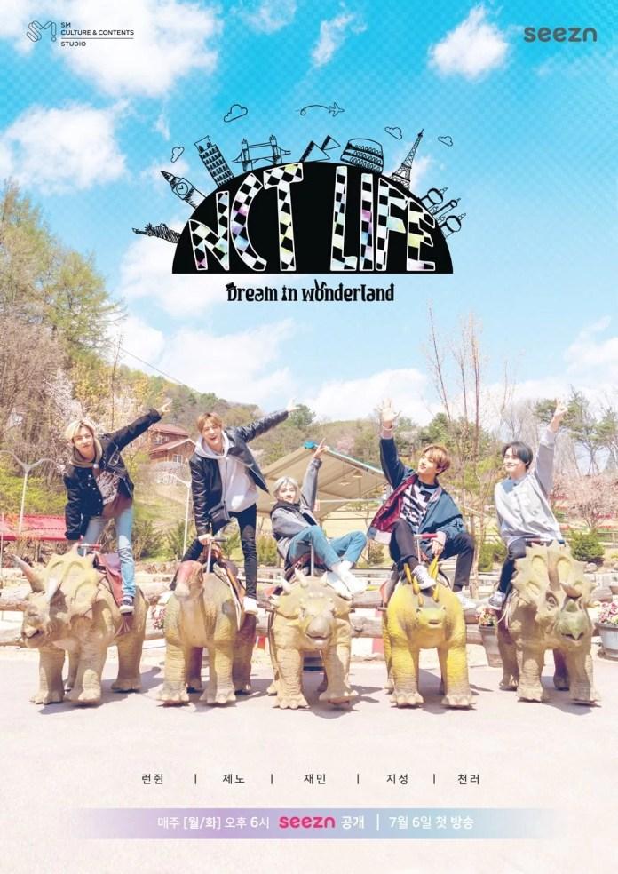 NCT LIFE DREAM in Wonderland arrives on July