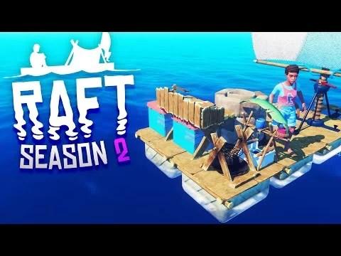 Raft Surviva Game