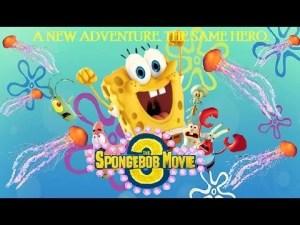 The SpongeBob Movie 3 Sponge on the Run