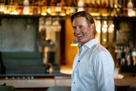 "Josh Holloway as Roarke Morris. season 3 Episode 6 of Yellowstone - ""All for Nothing"""