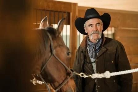 Yellowstone season 3 Episode 8 Forrie J. Smith as Lloyd.
