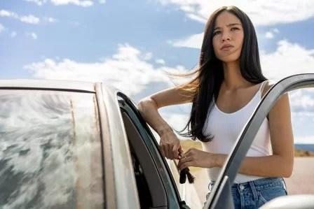 Yellowstone season 3 Episode 8 Kelsey Asbille as Monica Dutton