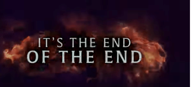 Supernatural Final Season 1 5 - It's The End of The End