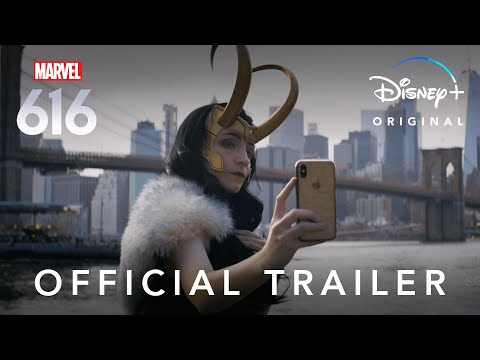 Disney+ Marvel 616