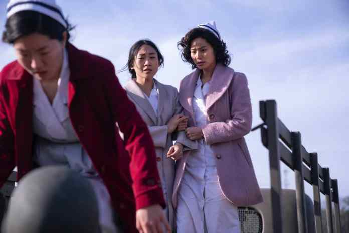 Lovecraft Country Episode 6 prisca-kim-jamie-chung- Where to Watch Meet Me in Daegu Episode
