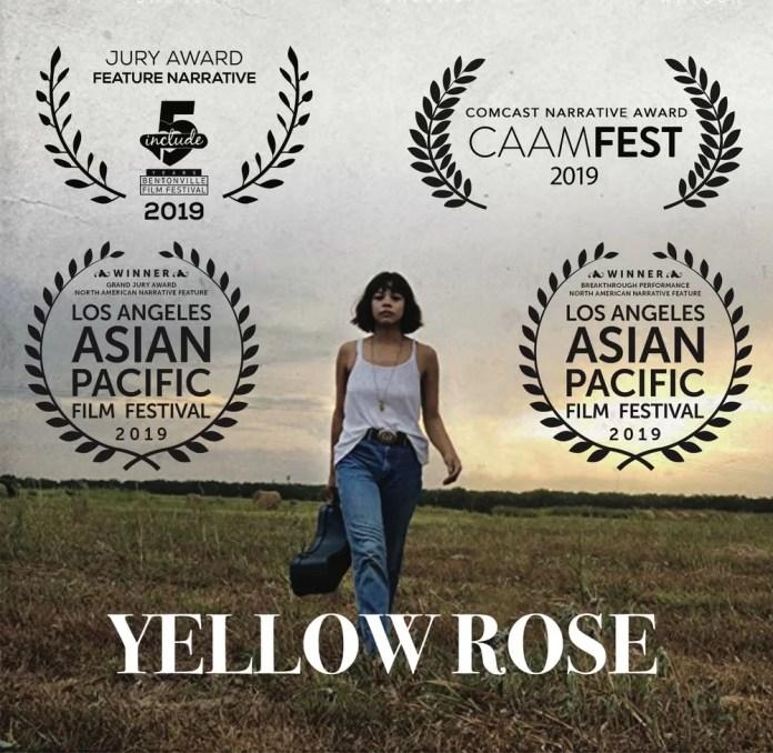 Yellow Rose Movie