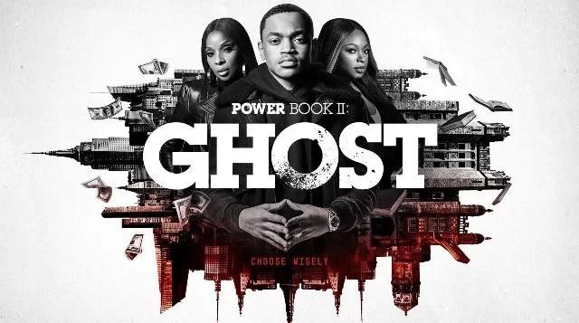 power book ii ghost
