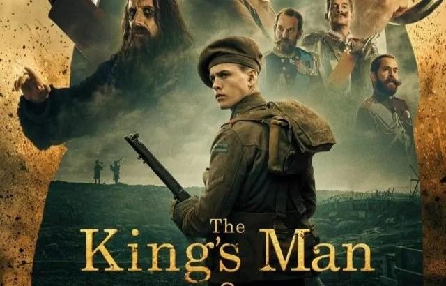 the king's man movie