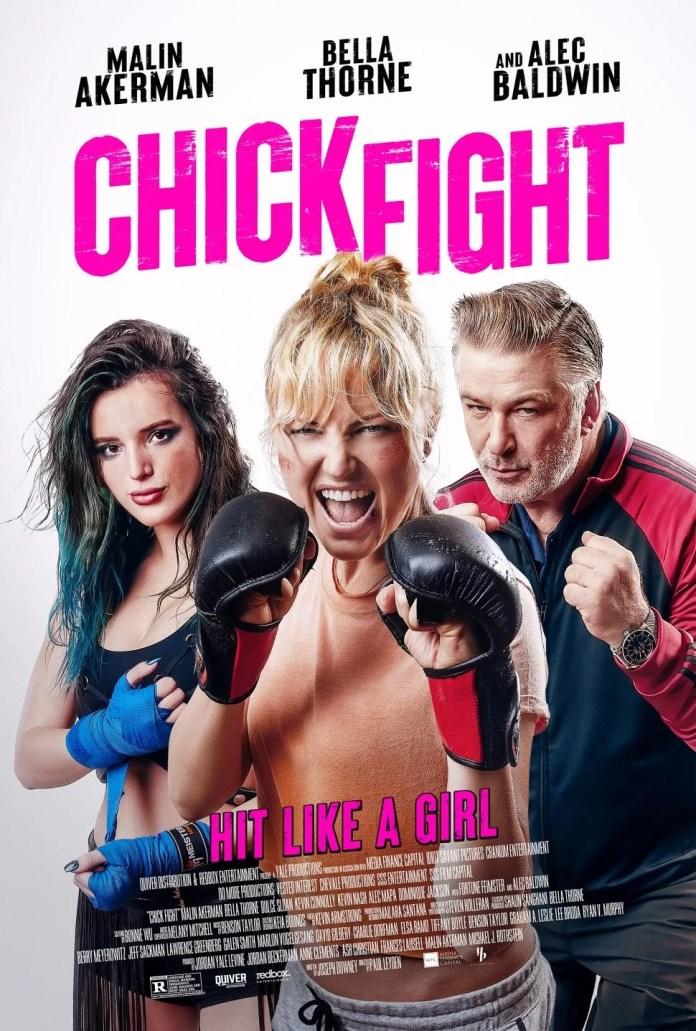 Bella Thorne and Malin Akerman Fight Club Parody