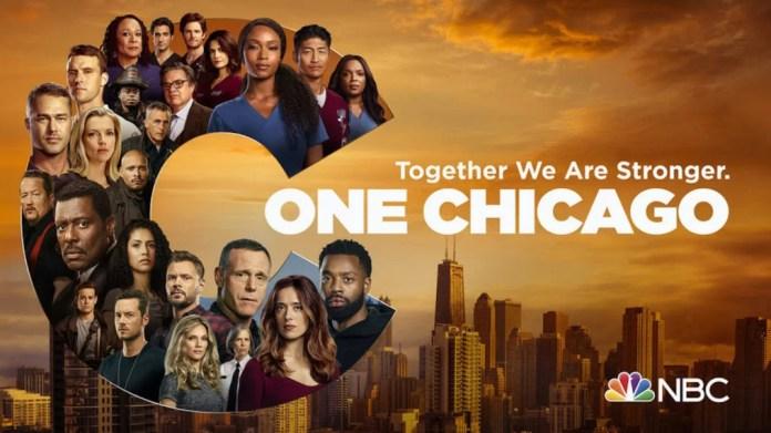 Key Art of Chicago Series
