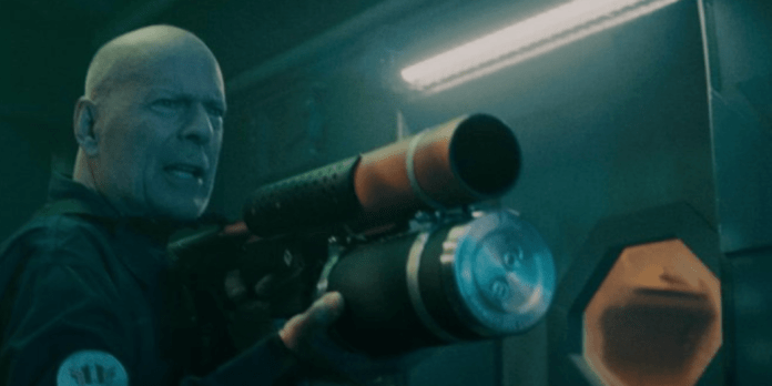 Bruce Willis Sci-Fi Movie Breach (2020)