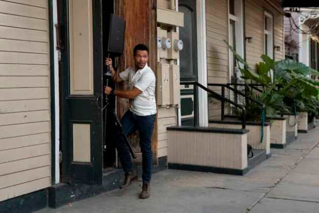NCIS New Orleans Season 7 Episode 2 Jason Alan Carvell as Jimmy Boyd