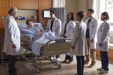 The Good Doctor Season 4 Episode 11 WILL YUN LEE, BRIA HENDERSON, BRIAN MARC