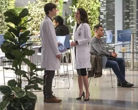 """The good doctor season 4 episode 9 """"IRRESPONSIBLE SALAD BAR PRACTICES"""" Photos"""