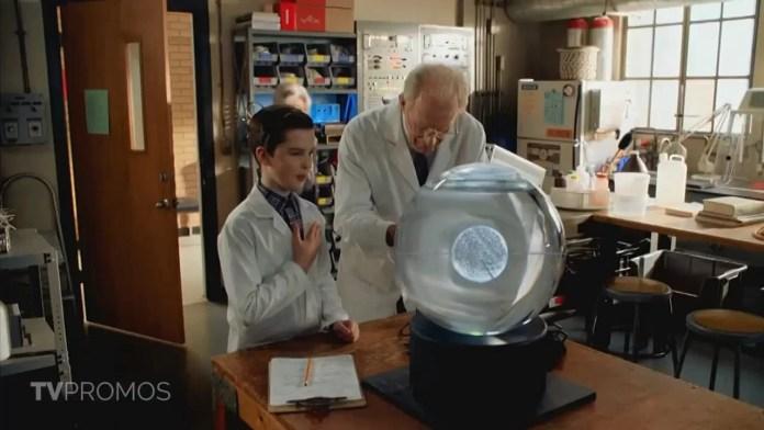 Young Sheldon Season 4 Episode 12