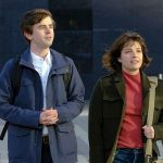 The Good Doctor Season 4 Episode 15 photos - FREDDIE HIGHMORE, PAIGE SPARA