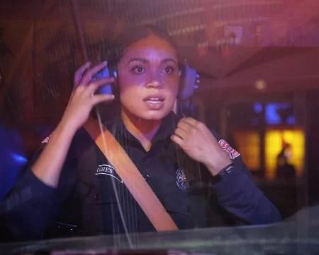BARRETT DOSS in Station 19 Season 4 Episode 15 Preview Photos