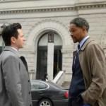 Freddy Rodriguez as Benny Colon and Donovan Christie, Jr as ADA Ken Kiehl in in Bull Season 5 Episode 16 Photos