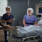 KELLY MCCREARY, JAICY ELLIOT, GWEN YATES - Anatomy Season 17 Episode 16 PHOTOS