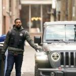 LaRoyce Hawkins as Kevin Atwater in Chicago PD Season 8 Episode 14