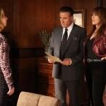 NDY GARCIA, KATEY SAGAL in Rebel Season 1 Episode 6