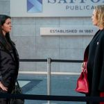 The Bold Type Season 5 Episode 2 KATIE STEVENS, MELORA HARDIN