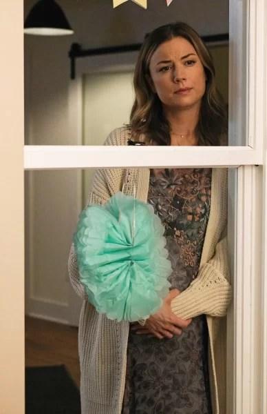 The Resident Season 4 Episode 13 Photos Nic's baby shower she look upset
