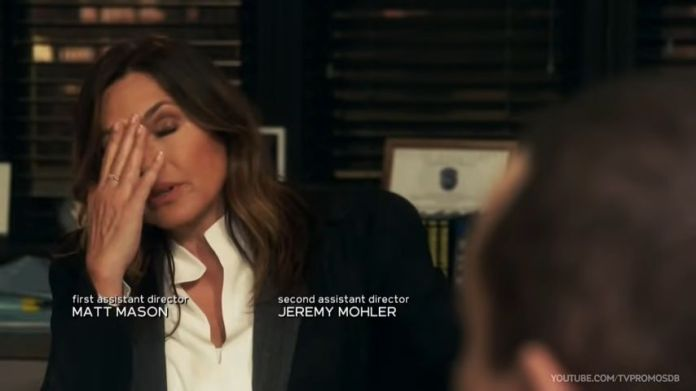 Law and Order SVU 22x16 Promo _