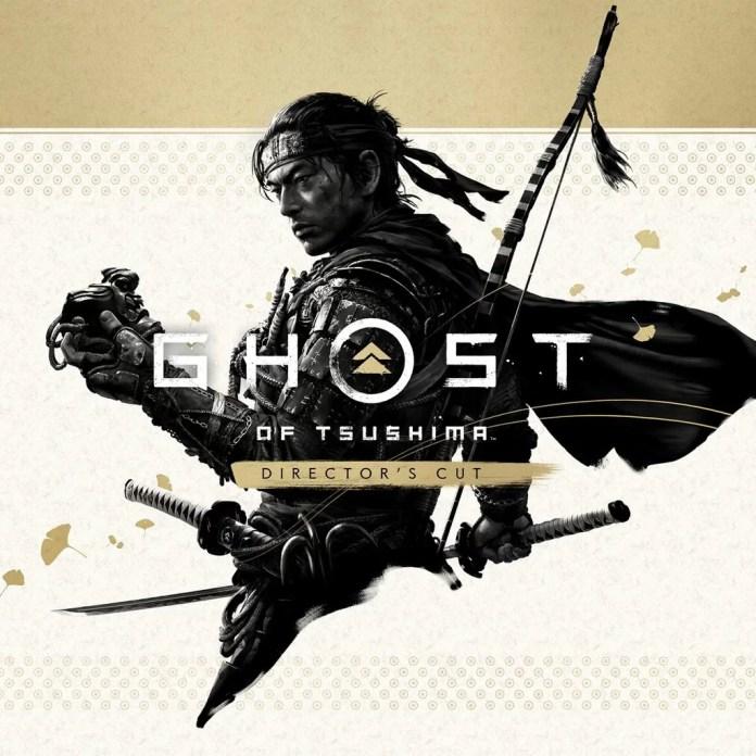 Ghost of Tsushima Directos Cut Ps4 ps5